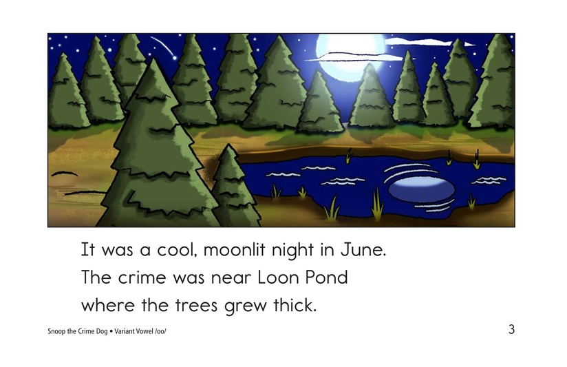 Book Preview For Snoop the Crime Dog Page 3