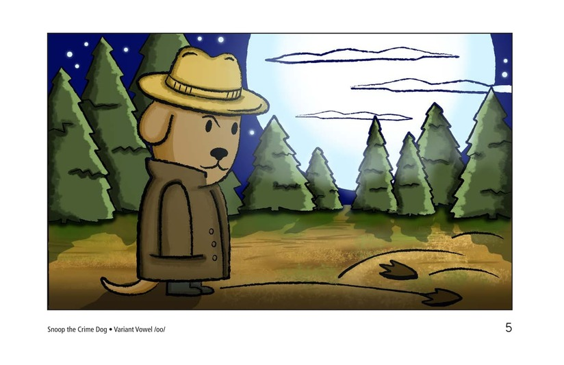 Book Preview For Snoop the Crime Dog Page 5