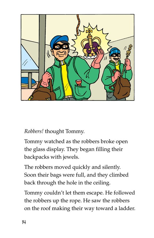 Book Preview For Tommy Goes to London Page 14