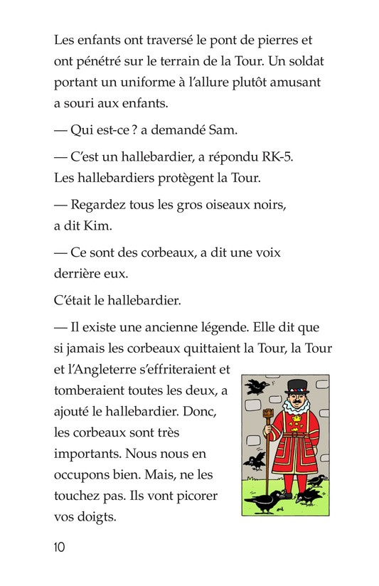 Book Preview For Tommy Goes to London Page 10