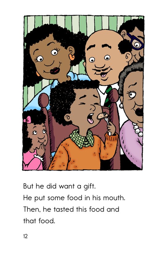 Book Preview For Terell's Taste Buds Page 12