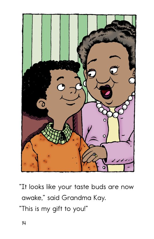 Book Preview For Terell's Taste Buds Page 14