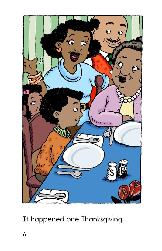 Book Preview For Terell's Taste Buds Page 6