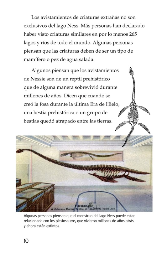 Book Preview For The Legend of Nessie Page 10