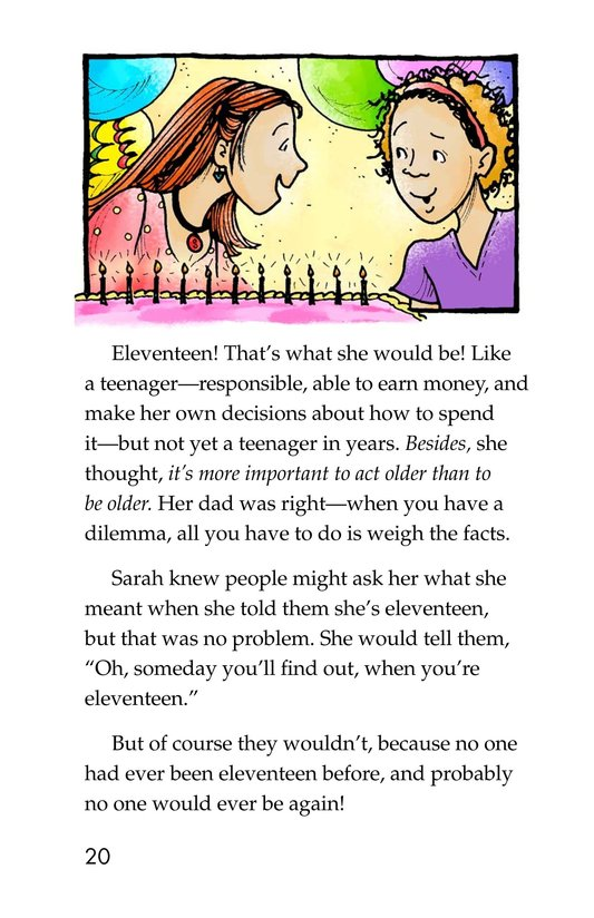 Book Preview For Eleventeen Page 20