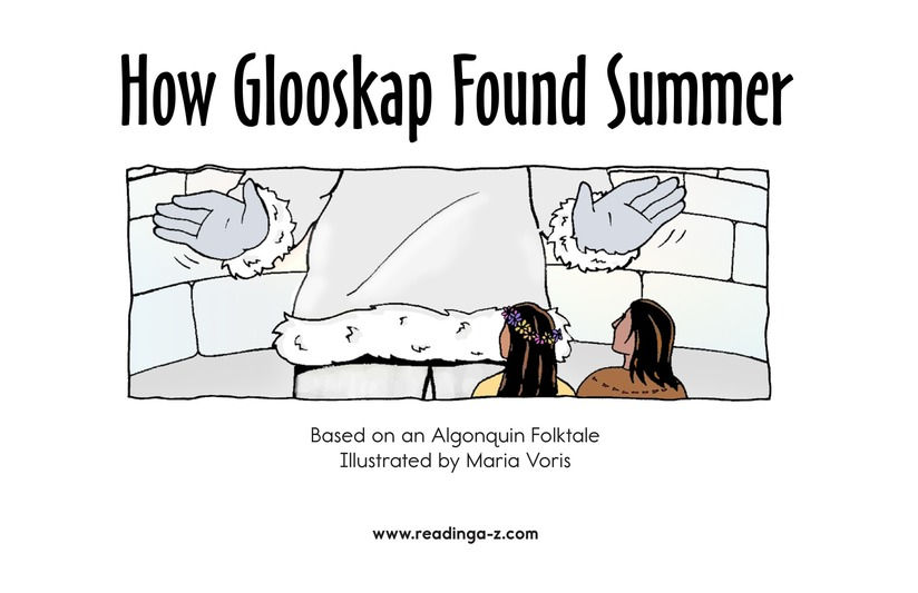 Book Preview For How Glooskap Found Summer Page 2
