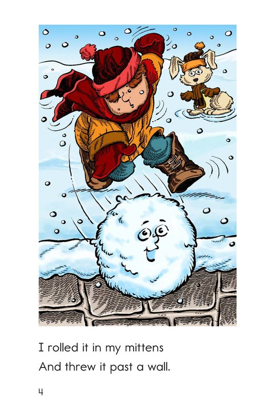 Book Preview For The Perfect Snowball Page 4