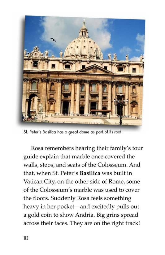 Book Preview For Walking in Roman Footsteps Page 10