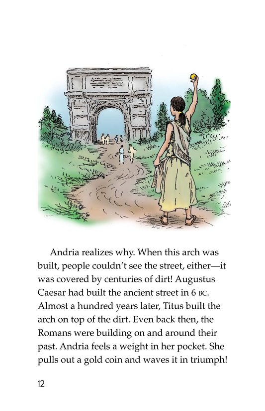 Book Preview For Walking in Roman Footsteps Page 12