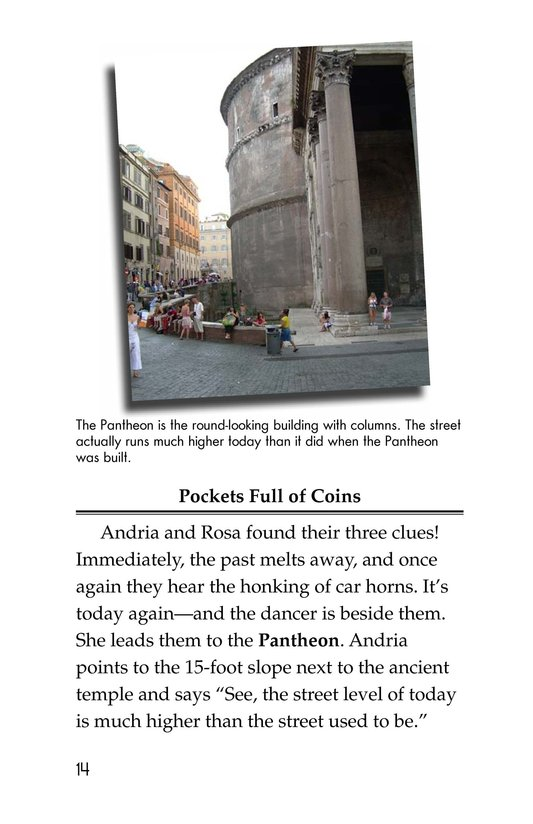 Book Preview For Walking in Roman Footsteps Page 14