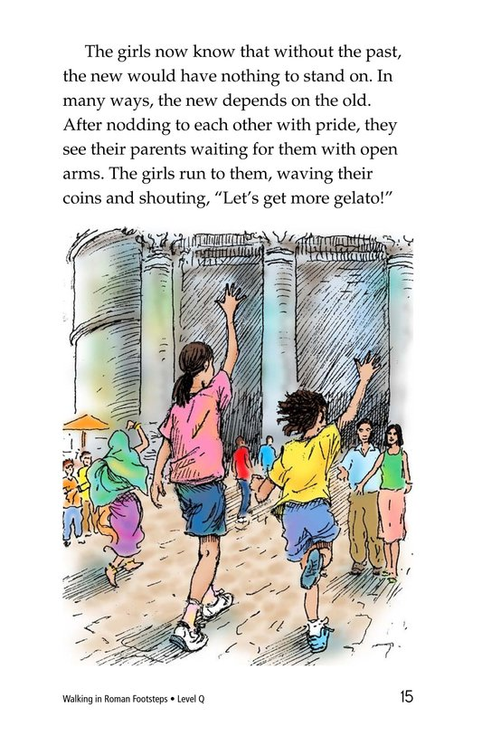 Book Preview For Walking in Roman Footsteps Page 15