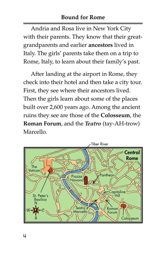 Book Preview For Walking in Roman Footsteps Page 4