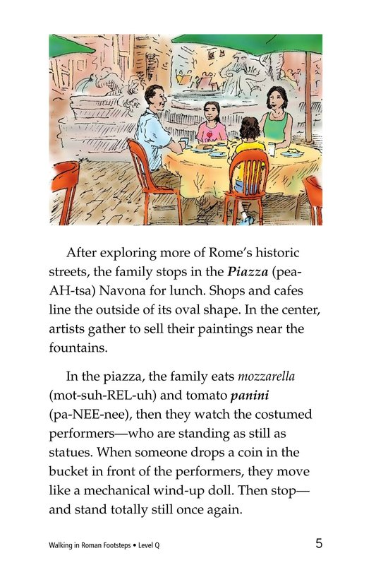 Book Preview For Walking in Roman Footsteps Page 5
