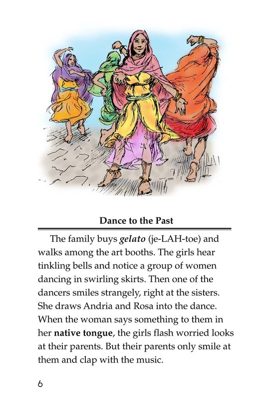 Book Preview For Walking in Roman Footsteps Page 6