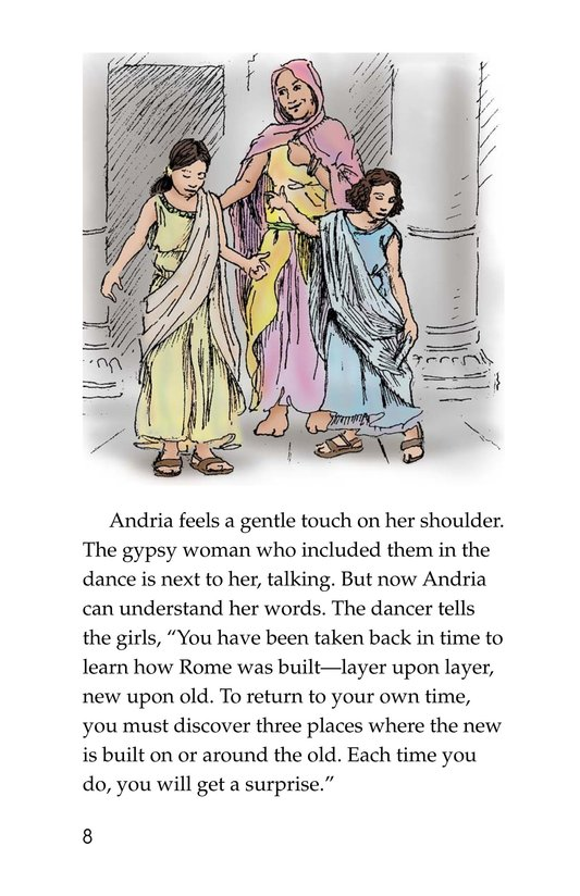 Book Preview For Walking in Roman Footsteps Page 8