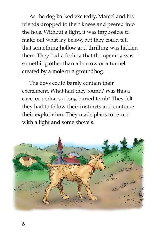 Book Preview For What the Boys Found Page 6