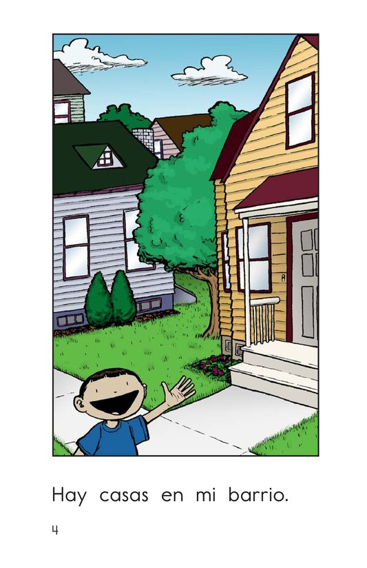 Book Preview For My Neighborhood Page 4