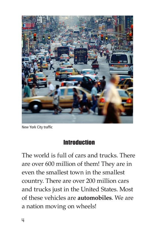 Book Preview For A Nation on Wheels Page 4