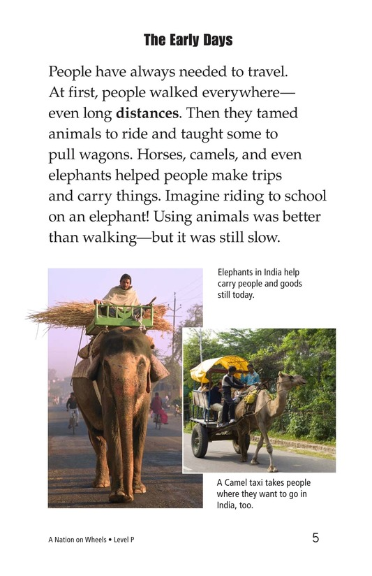 Book Preview For A Nation on Wheels Page 5