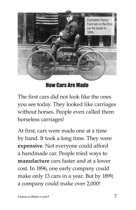 Book Preview For A Nation on Wheels Page 7
