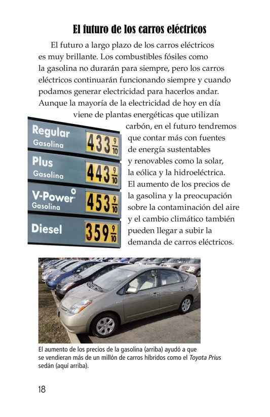 Book Preview For Electric Cars: History and Future Page 18