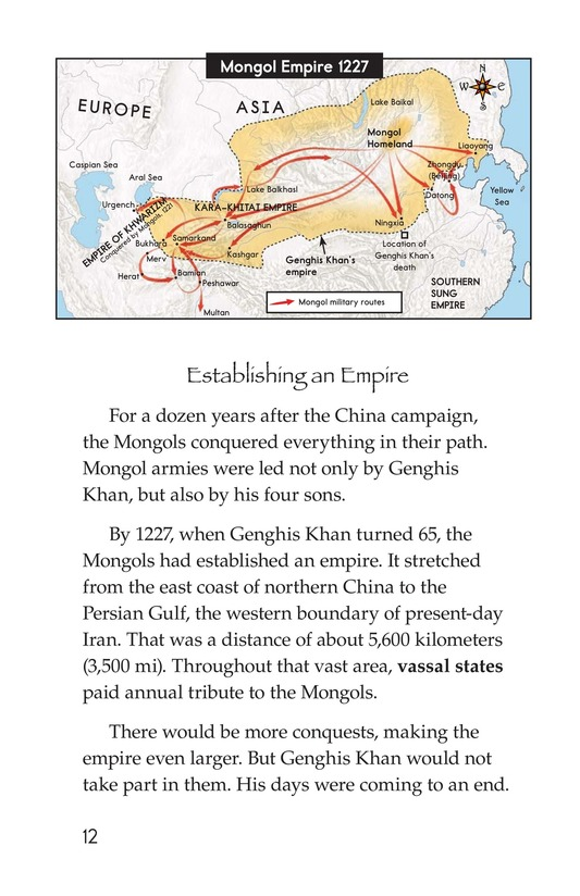 Book Preview For The Mongol Empire Page 12