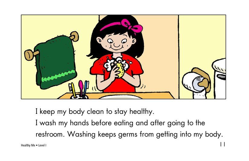 Book Preview For Healthy Me Page 11