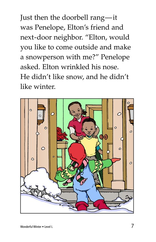 Book Preview For Wonderful Winter Page 7