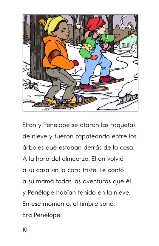 Book Preview For Wonderful Winter Page 10