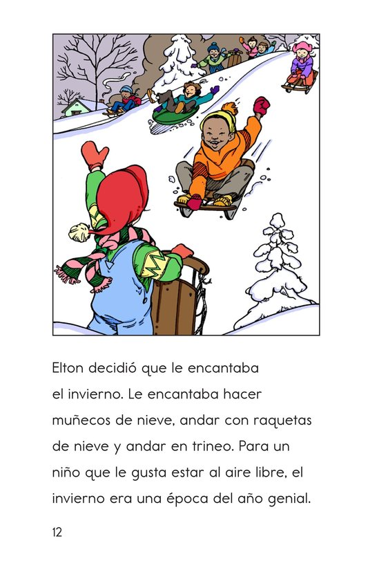 Book Preview For Wonderful Winter Page 12