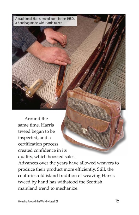 Book Preview For Weaving Around the World Page 15