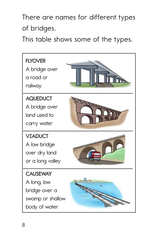 Book Preview For Building a Bridge Page 8