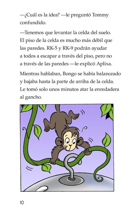 Book Preview For The First Rescue Page 10