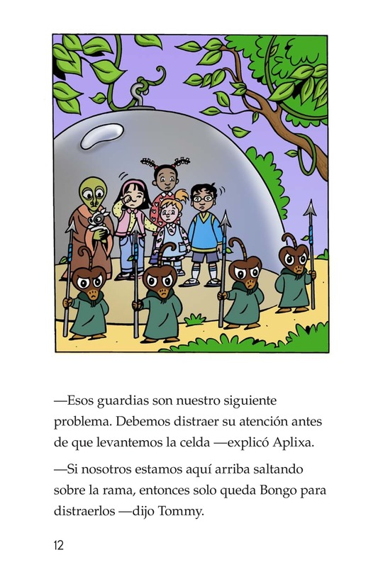 Book Preview For The First Rescue Page 12