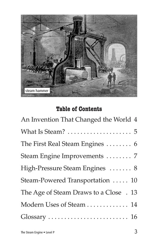 Book Preview For The Steam Engine Page 3