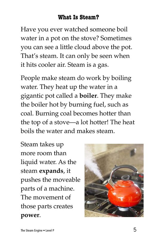 Book Preview For The Steam Engine Page 5