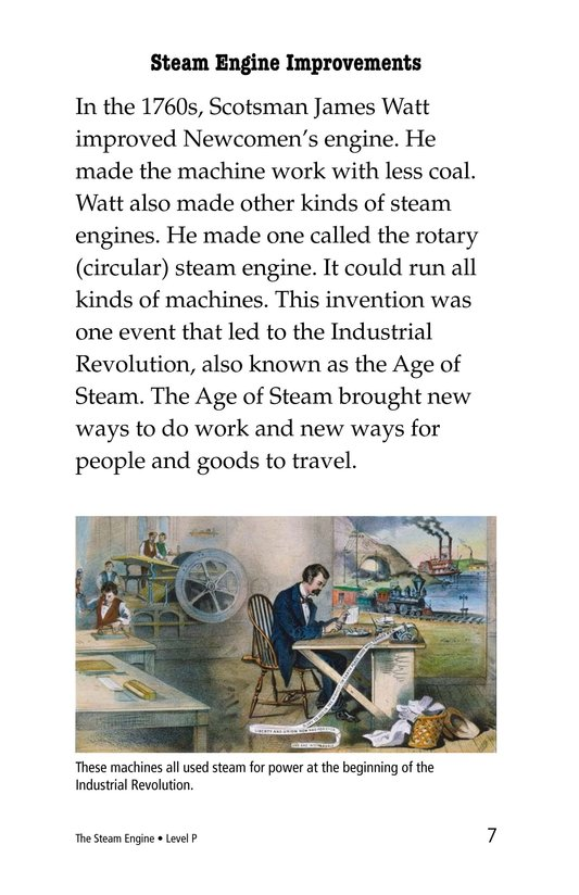 Book Preview For The Steam Engine Page 7