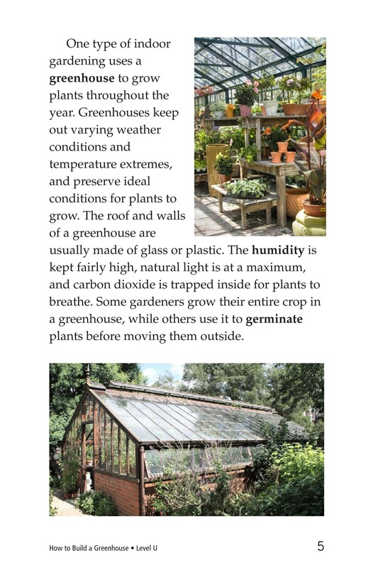 Book Preview For How to Build a Greenhouse Page 5
