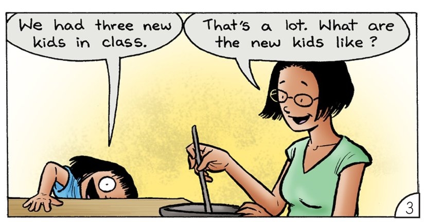 Book Preview For Kim: The New Kids Page 5