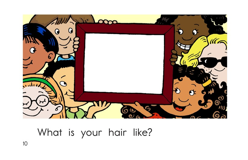Book Preview For My Hair Page 10