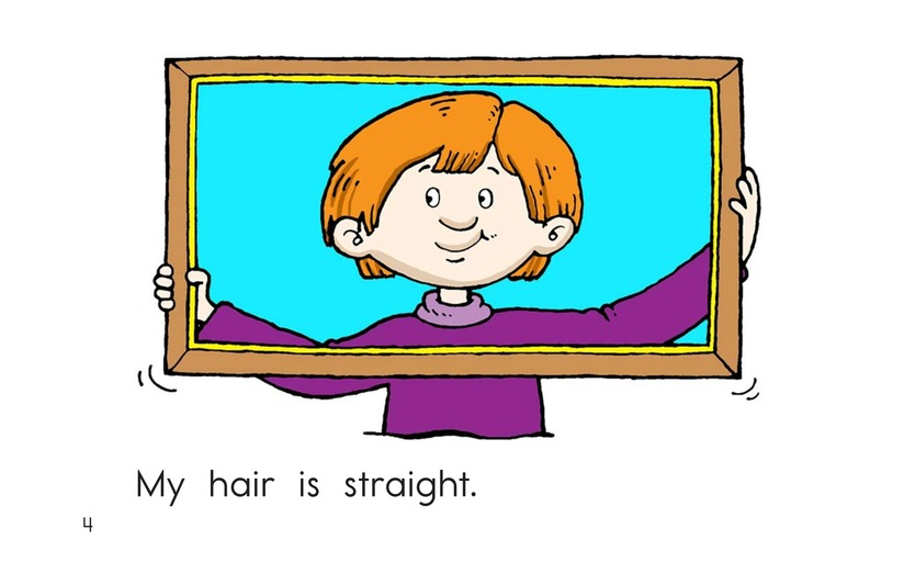 Book Preview For My Hair Page 4
