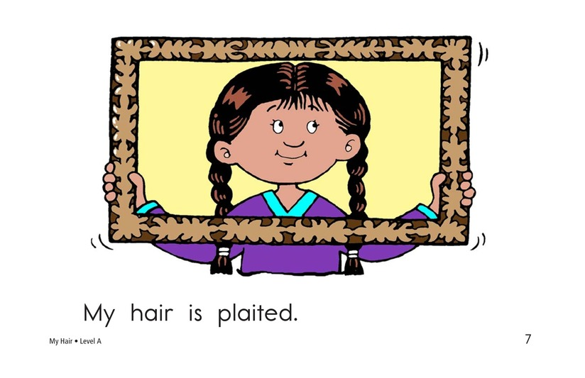 Book Preview For My Hair Page 7
