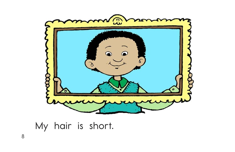 Book Preview For My Hair Page 8