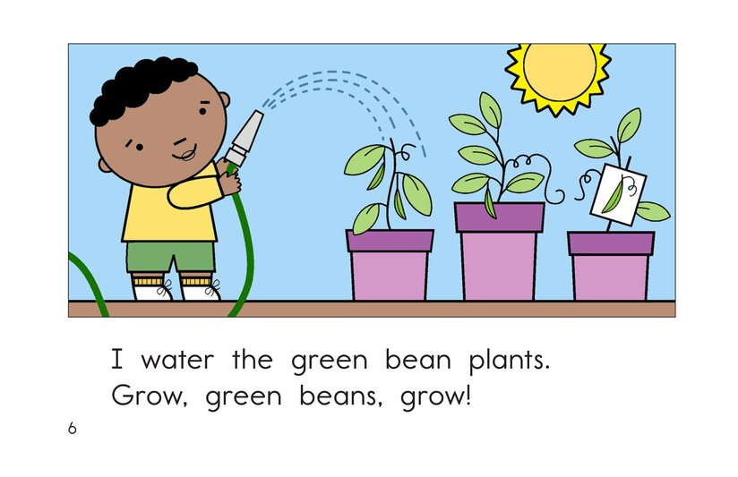 Book Preview For Grow, Vegetables, Grow! Page 6