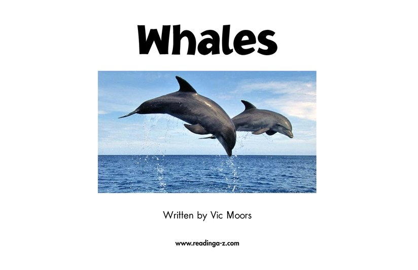Book Preview For Whales Page 2