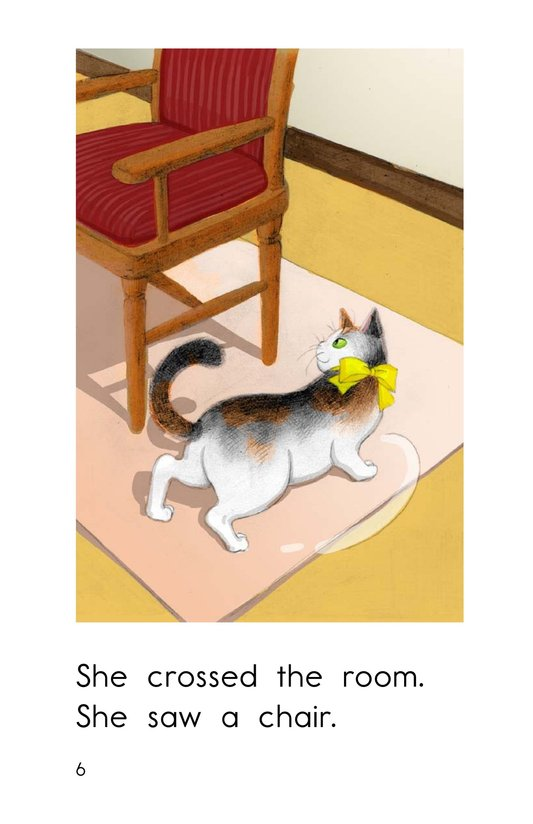 Book Preview For Lily the Cat Page 6