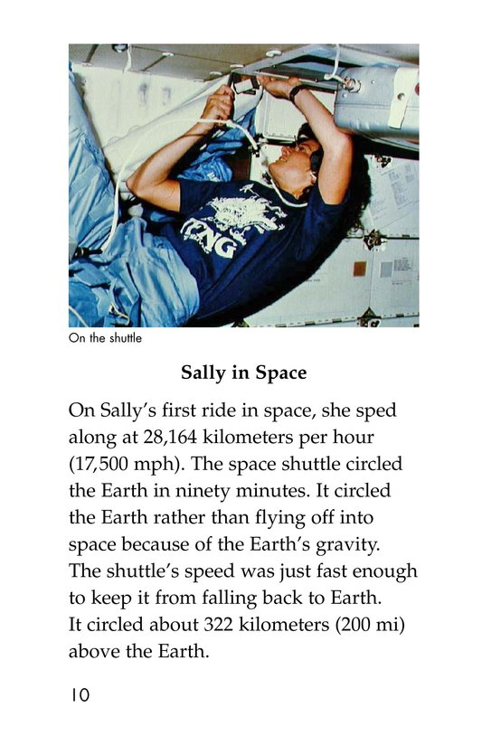Book Preview For Sally Ride Page 10