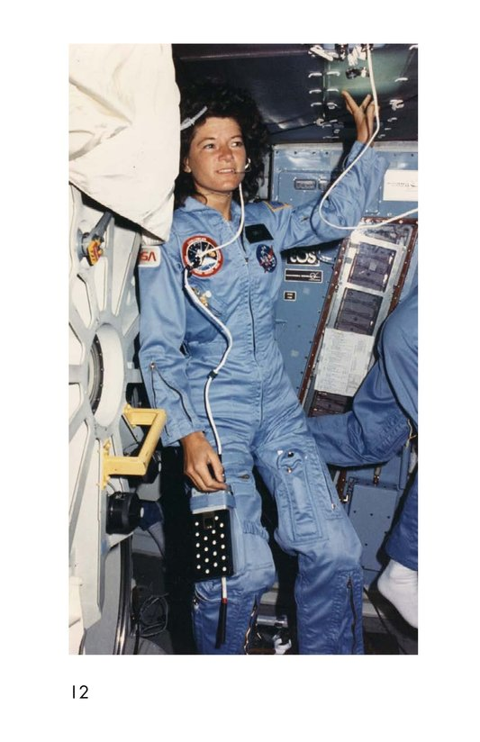 Book Preview For Sally Ride Page 12