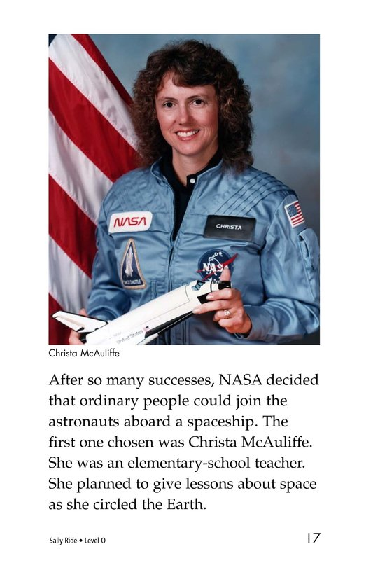 Book Preview For Sally Ride Page 17