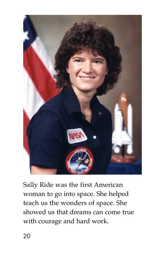 Book Preview For Sally Ride Page 20